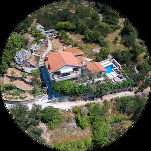 Ferienhaus Dalmatien