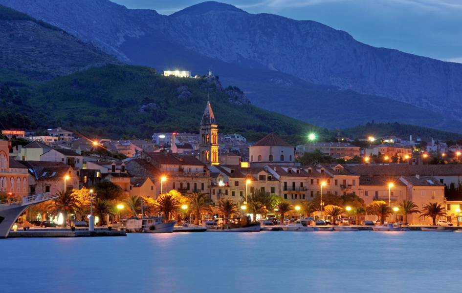 Makarska Ferienhaus Dalmatien